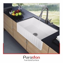 Brand new design material apron sink kitchen