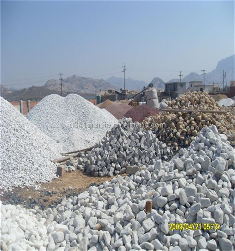 granite crushed gravel factory direct sale grey granite aggregate