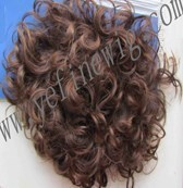 Natural Hair Line Lifelike Scalp Indian Hair Afro Toupees For Black Men