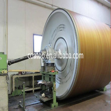 Paper making machine cylinder mould for paper mills
