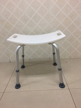 Old People Supplies Medical Shower Chair Aluminum Shower Chair