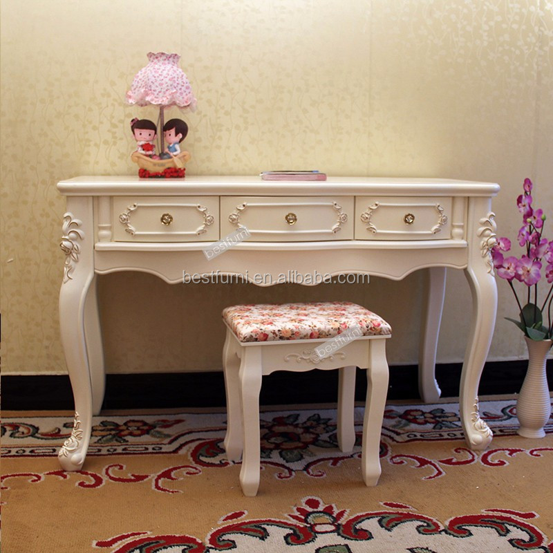 Shenzhen Top Level Environmentally Friendly French Style Console Table Factory