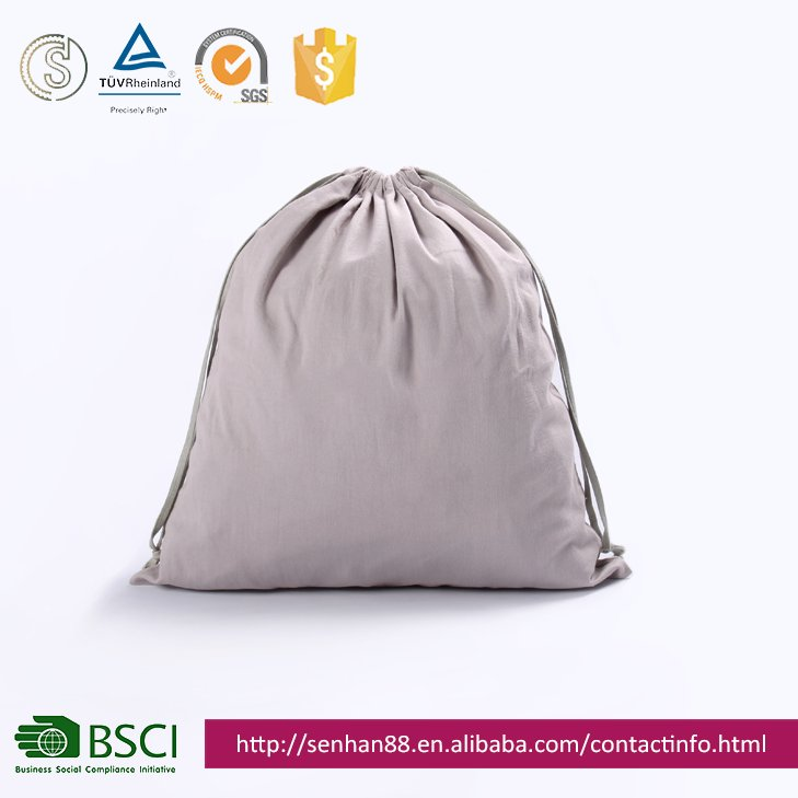 2016 New Cotton Drawstring Bag Factory Direct Environmental Dust Bag,Packaging Bag, Small Drawstring Bag