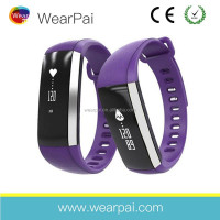Waterproof Smart Wristband Bracelet Heart Rate Monitor Smart Bands Suitable for Android and iOS phones