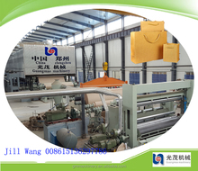 HOT SELLING zhengzhou guangmao 1575mm 25TPD recycle paper food bags manufacturing machines prices paper recycle making machine