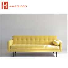modern japanese wooden fabric sectional sofa couch design