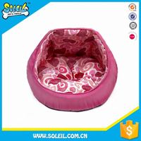 Newest Model Portable Polyester Pink Princess Dog House