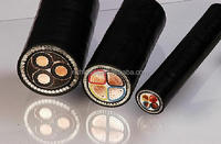 Medium voltage xlpe power cable electric cable armoured