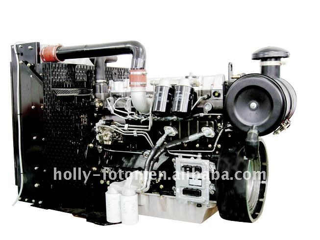 High Pressure Common Rail Engine for Generator set