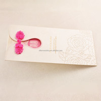 Exquisite Chinese Double Happiness Theme Chipao Style Wedding Card,Chinese Wedding Invitation,Chinese Wedding Invitation card