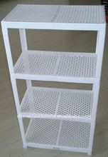 plastic shoe rack