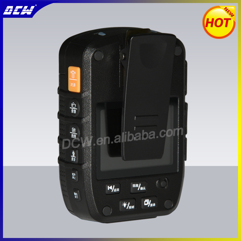 cctv body worn camera with continue recording and cheap police camera