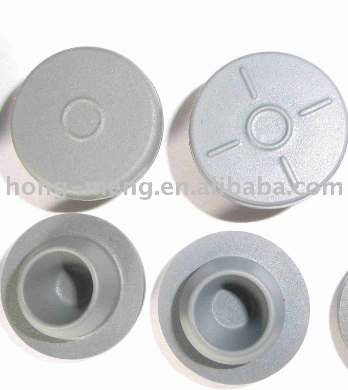 Antibiotic rubber stopper----20-B2