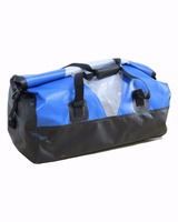 50L Waterproof Dry Sack Duffle Shoulder Strap Included Quality PVC Tarpaulin Camera or Phone Bag