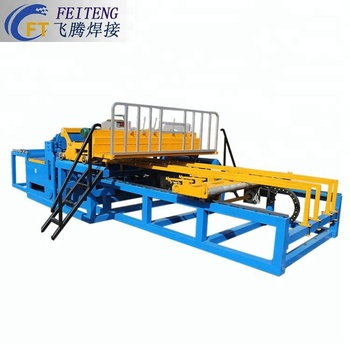 Numerical Control Fence Welding Machine