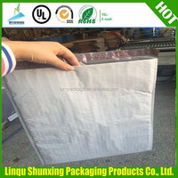 plastic bubble packaging bag / plastic courier bag / bubble mailer bag for delivery