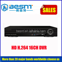 security 16ch cctv dvr system, 16ch h 264 dvr cms free software BS-H16K