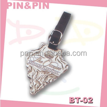 airline metal luggage tags