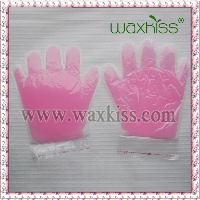 New Hand skin care paraffin glove for hand treatment