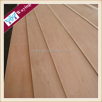 Outdoor Usage and E1 Formaldehyde Emission Standards 25 MM marine plywood price
