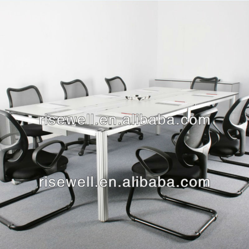 Custom made hpl laminate office table design