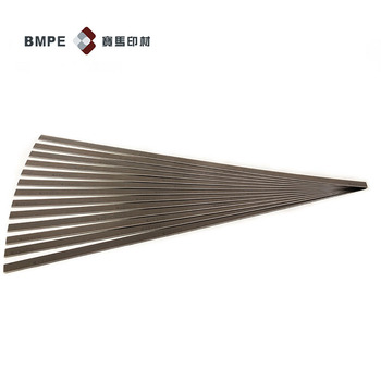 Abrasive Machining Sharp Knife Edge grinding cutting rules,sharp teeth cutting rule