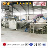 5tph Battery Recycling Machine Used Car Battery Recycling System Recovery Equipment