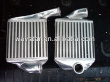 waystar intercooler for audi 2.7t intercooler RS4 intercooler ull aluminum twin turbo