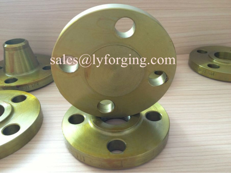 ASTM B16.48 Spectacle Blind Flange