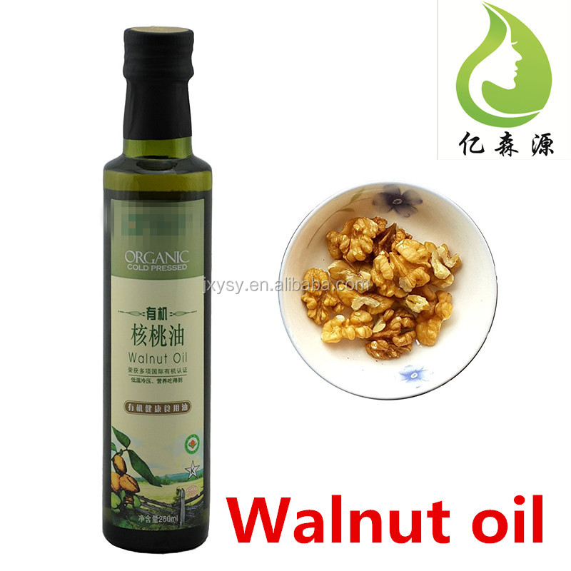 Herbal Extract Oil Edible Essential Oil Walnut Oil For Hair Growth And Improving Memory