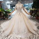 HTL261 Jancember dubai plus size fabric for wedding dress short sleeve appliques bridal chinese style wedding dress