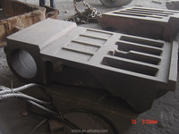steel casting pitman for Jaw Crusher