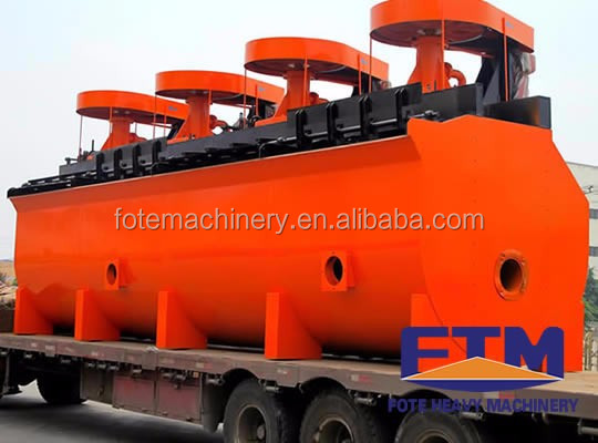 HOT Sale Flotation cell Separator Price for Zinc/ Chrome/ Nickel ore Machine Buyers