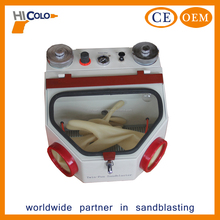 Small Type Dental Medical Sand Blasting Machine