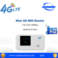 Original Unlocked Portable 3g 4g wireless router with sim card slot