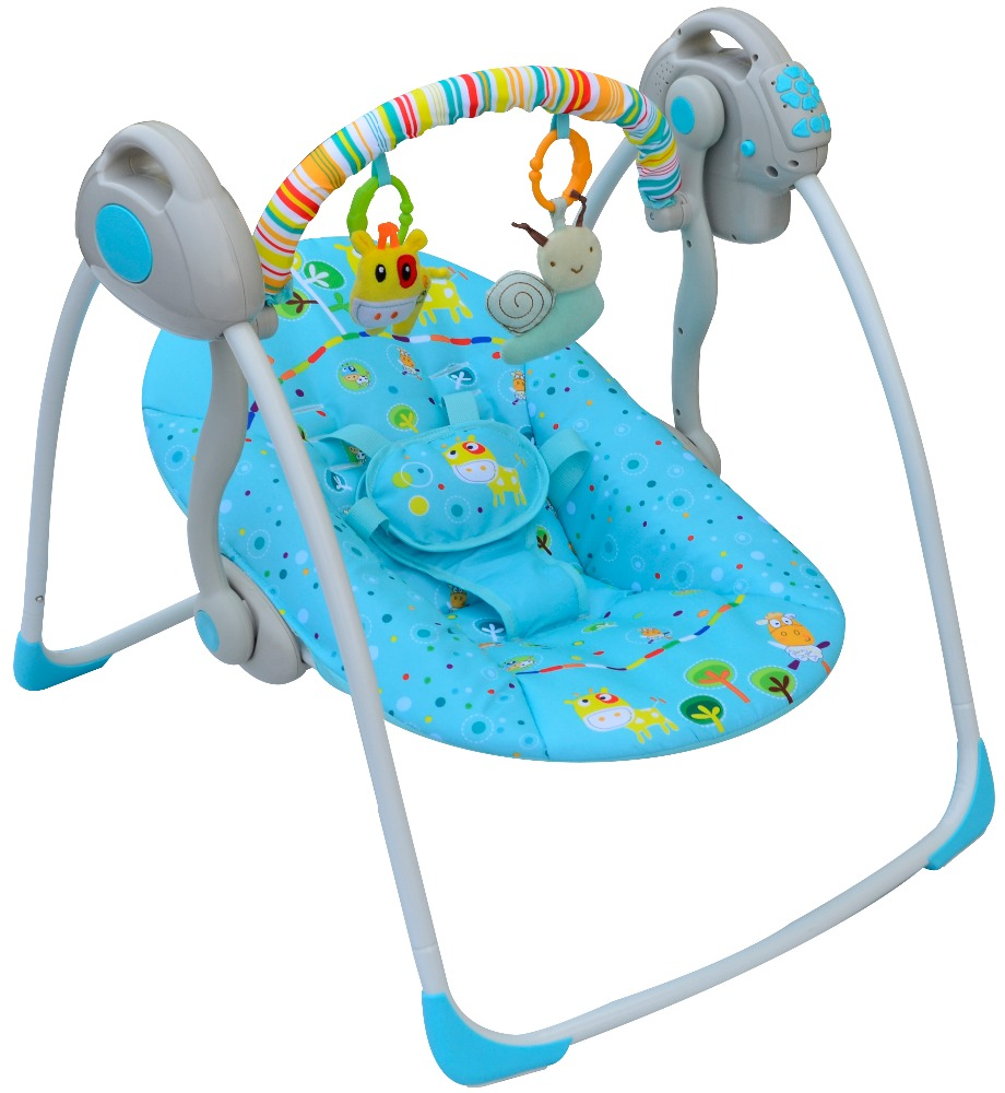 Chair Child Baby Electric Swing Bed