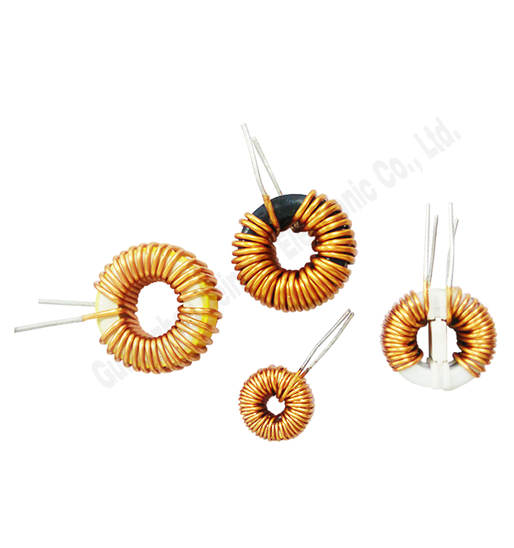 common mode chokes inductor 100a toroidal inductor for dc motor