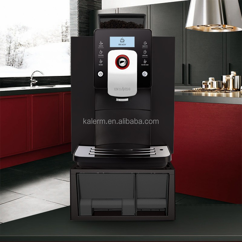 European design One Touch Fully Automatic Vending Espresso Machine