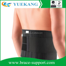 Adjustable Elasticized Back Support, Lumbar Support Waist Belt, Breathable Back Support