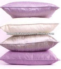 Silk Cushion Cover / Polyester Cushion Cover / Chenille Cushion Cover