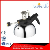mini gas tea or coffee heating stove gas lighter torch With Multi Purpose Use EK-006