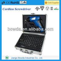 2014 Portable aluminium case hammer screwdriver