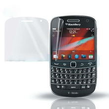For blackberry 9900 clear screen protector