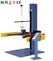 Electronic power drop impact test machine for bag and package