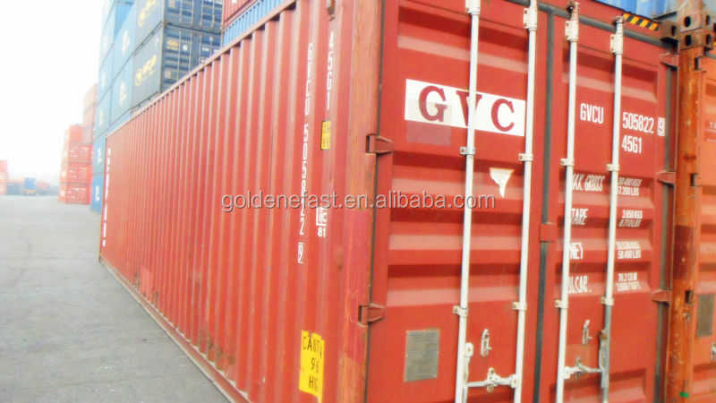 China price sales second hand container