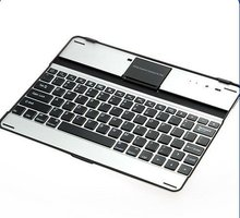 Brand New 8.5mm Ultral thin Aluminum wireless bluetooth keyboard for the new iPad 2/3 KKB009