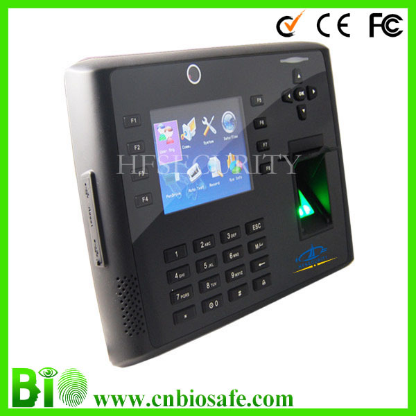 HF-iclock700 Fingerprint Online Time Recorder Attendance Machine Setting Time Recorder