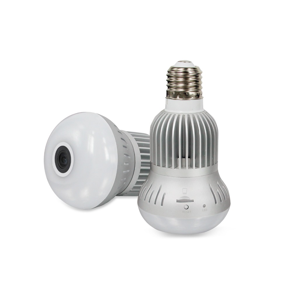 Lamp hidden camera P2p Spy Hidden Wireless Camera Bulb Light Bulb camera