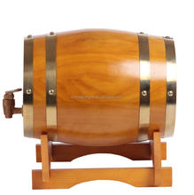 Promotion cheap natural oak wooden wine barrels/Used Wine Barrels