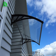Lanyu folding arm french style metal roof awnings